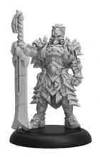 Abidan the Keeper – Skorne Character Solo (metal/resin)